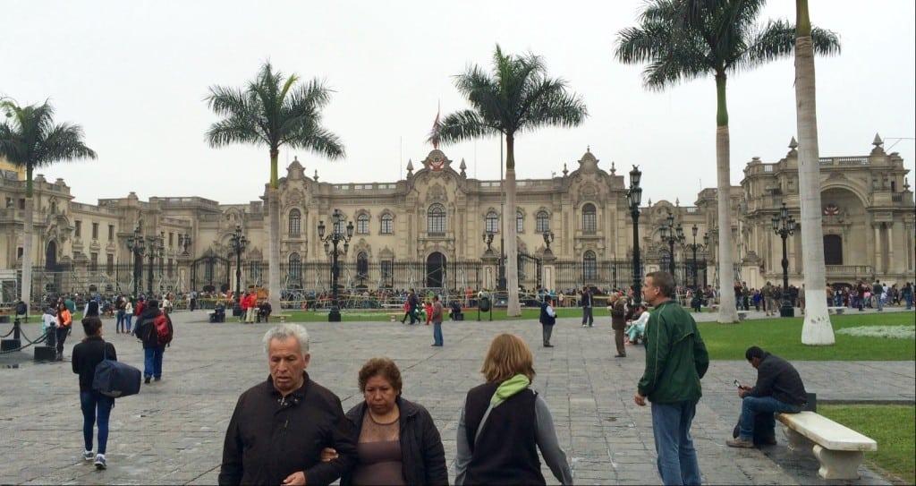 Lima / Lima / Peru - 8/1/15