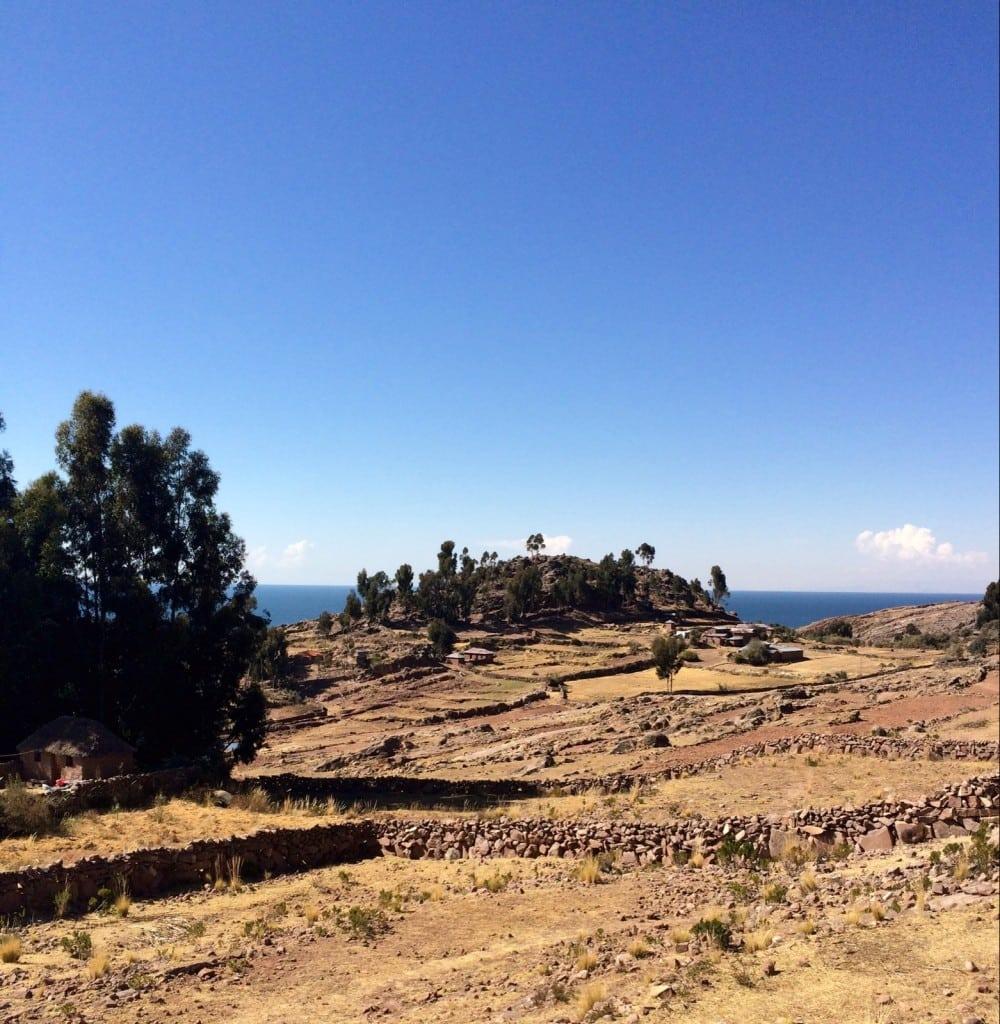Puno / Peru - 8/4/15