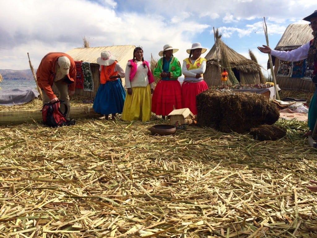 Puno / Lake Titicaca / Peru - 8/4/15
