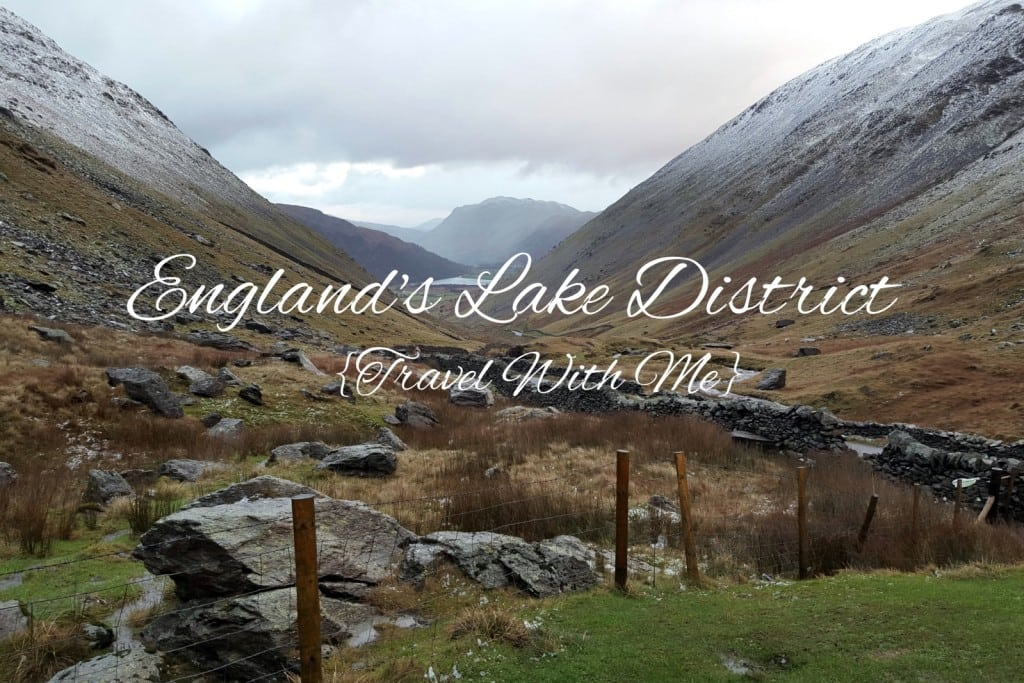 Travel With Me // Winter in England's Lake District