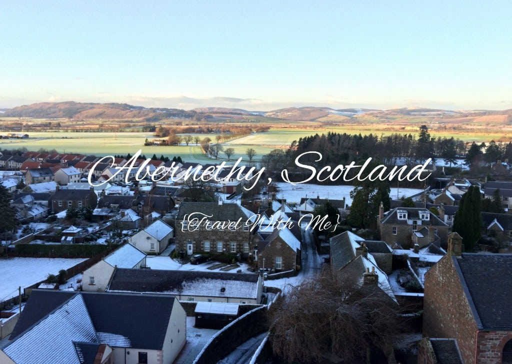 Travel With Me // Abernethy, Scotland