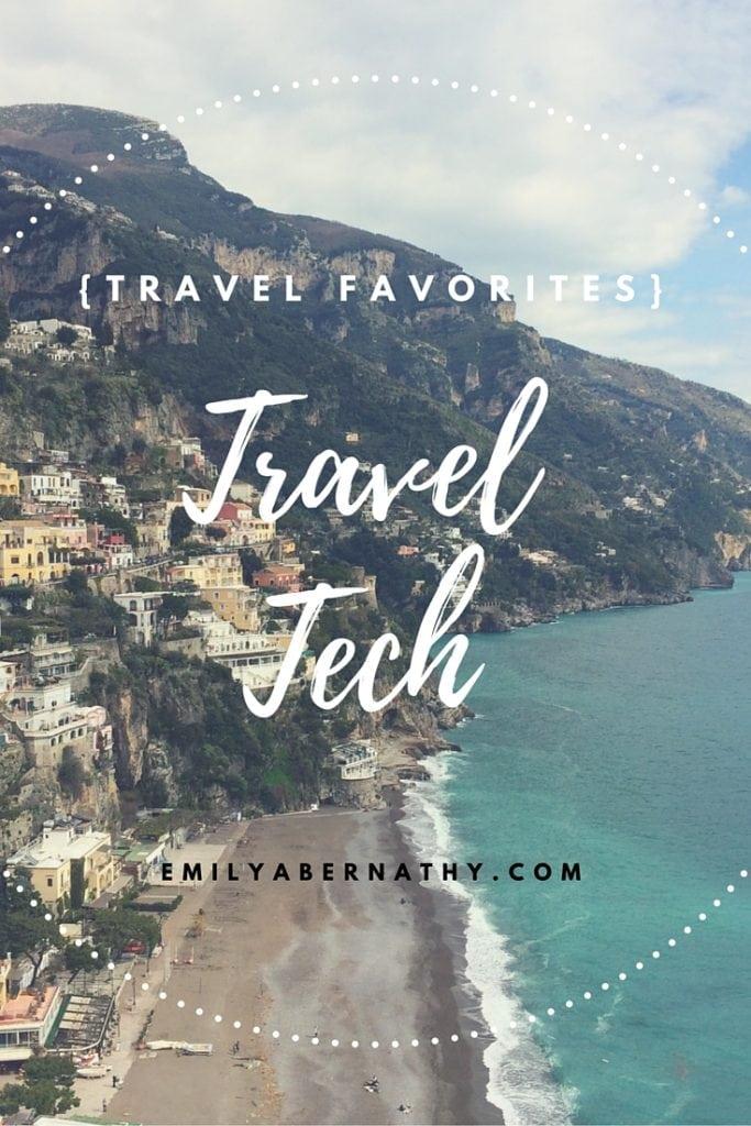Travel Favorites_Tech_Pinterest