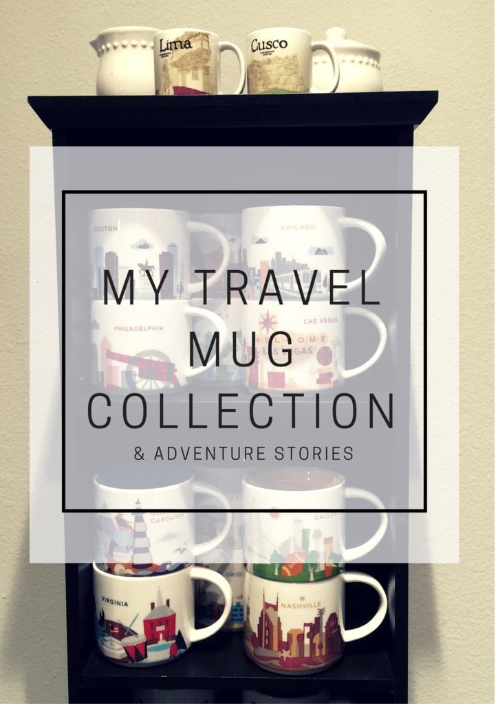 My Travel Mug Collection