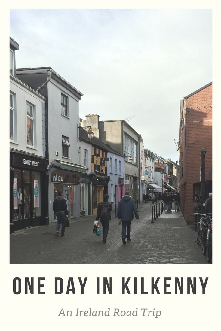 Travel With Me // An Ireland Road Trip: Kilkenny