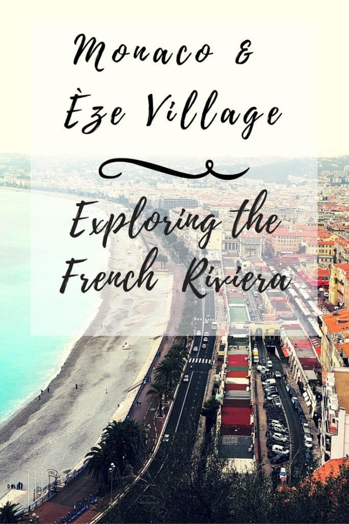 Exploring the French Riviera_Monaco