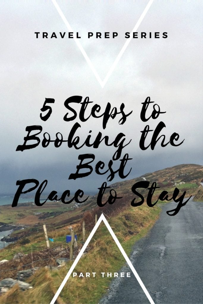 Travel Prep Series_Booking the Best Place to Stay_Pinterest
