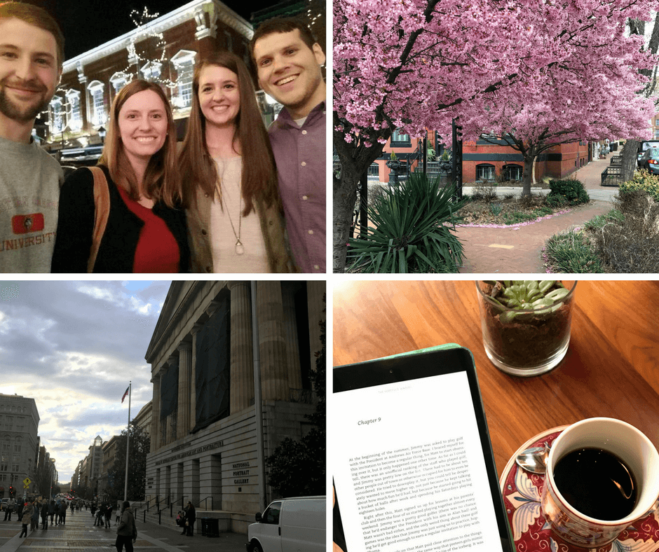 Scenes From the Week, Volume 85 (and a Galentine's Gift Exchange!)