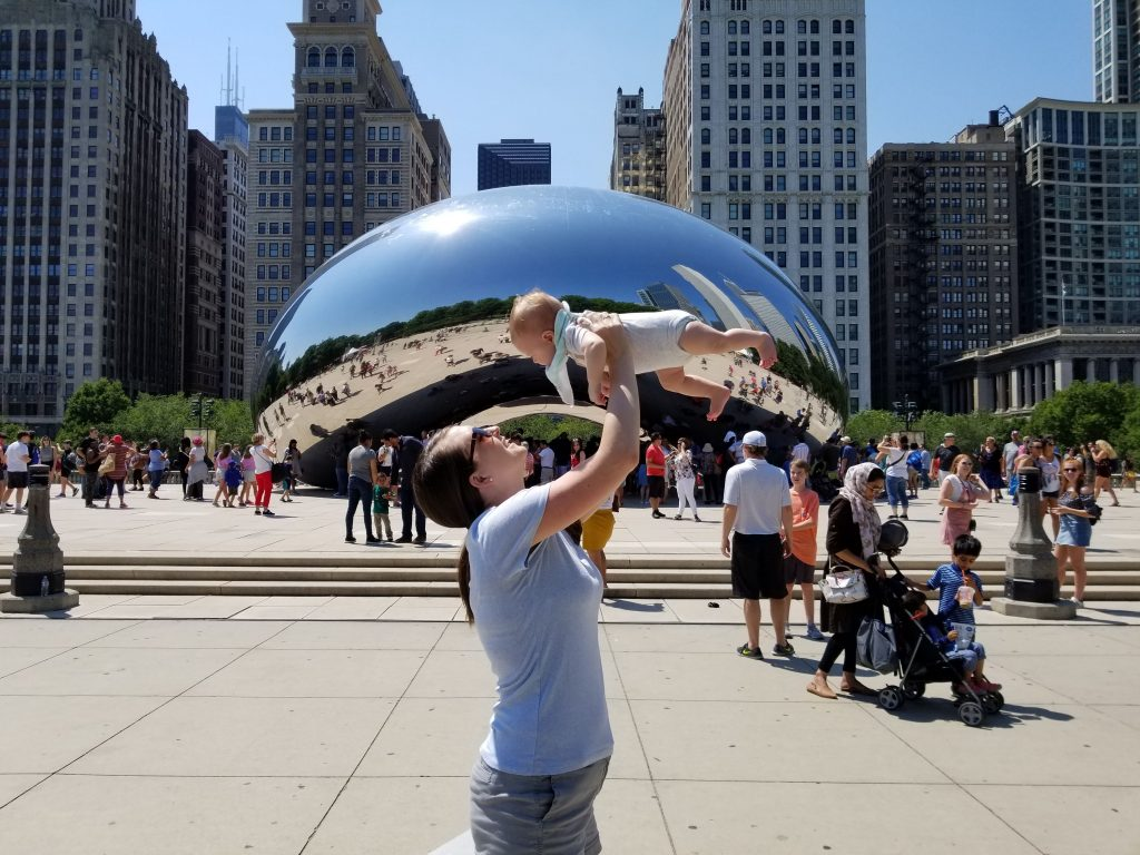 Travel With Me | Chicago | Traveling with Baby | EverydayAccountsBlog.com