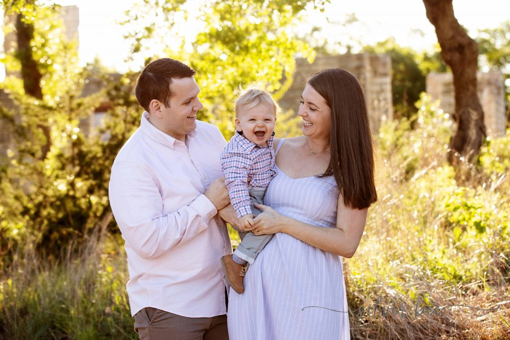 I'm Back! | Family Photos | One Year Old | EverydayAccountsBlog.com