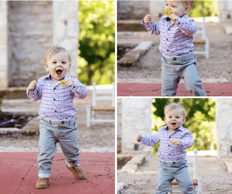 I'm Back! | One Year Old Boy | Motherhood | EverydayAccountsBlog.com