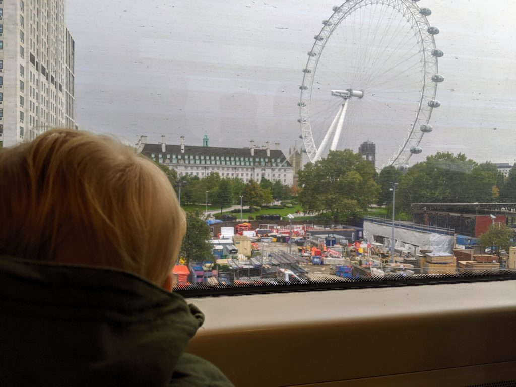 Travel With Me & Baby | London - Part One | Traveling with Baby | EverydayAccountsBlog.com