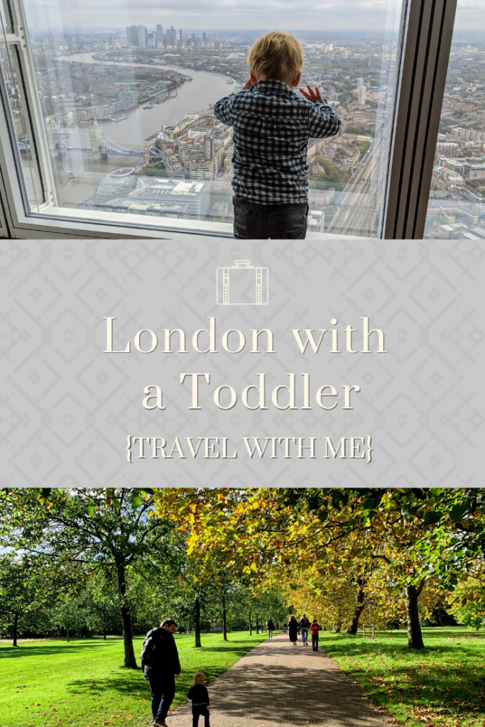 Travel With Me & Baby | London | Part One - Pinterest