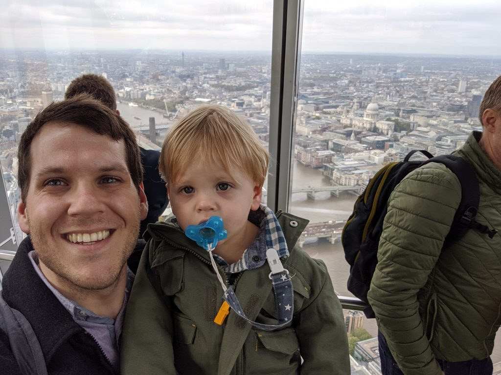 Travel With Me & Baby | London - Part Two | Traveling with Baby | EverydayAccountsBlog.com