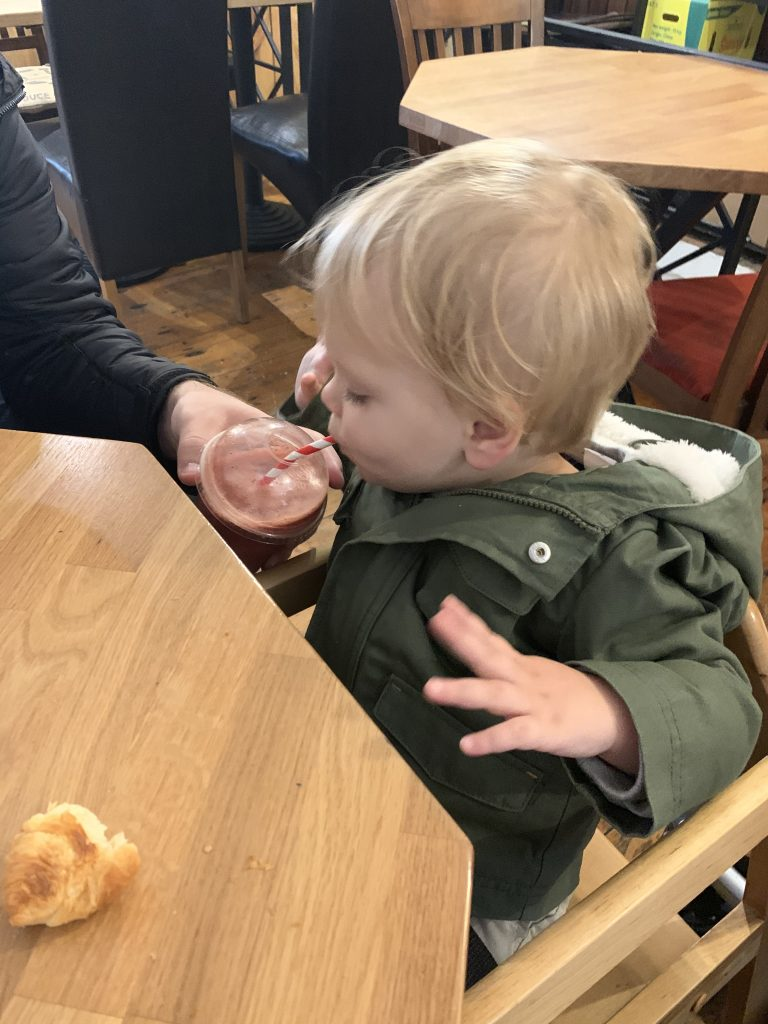 Travel With Me & Baby | London - Part Three | Traveling with Baby | EverydayAccountsBlog.com